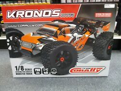 Team Corally Cor00173 Kronos Xtr 6s 1/8 Monster Truck Lwb - Roller Chassis