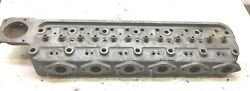 Used Oliver Tractor Waukesha D310 Engine Cylinder Head 223202 Crack Free