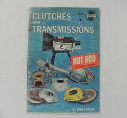 CLUTCHES AND TRANSMISSIONS SPOTLITE BOOK 521 HOT ROD MAGAZINE $9.97