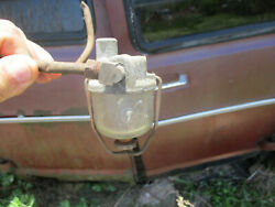 1959 1960 Cadillac Ac Fuel Filter For Air Conditioned Car