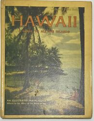 Vintage Hawaii A Guide To All The Islands Sunset Discovery Book Second Ed 1966