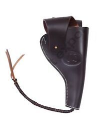 Colt Us M 1917/1942 .45 Acp Revolver Leather M2 Wwi Holster-left Hand