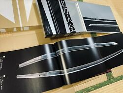 The Great Masterpieces Of Japanese Swords Definitive Edition Collection Art Book