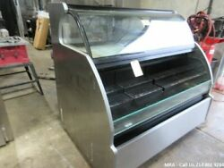Structural Concepts Hou5652r 58 Refrigerated Grab And Go Merchandiser Bakery Case