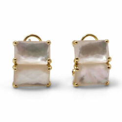 Ippolita Rock Candy Gelato Mother Of Pearl And Quartz Earrings