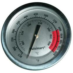 3.25 Stainless Steel Heat Indicator For Charbroil And Kenmore Gas Grills