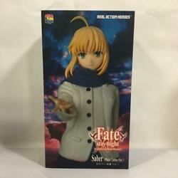 Medicom Toy Real Action Heroes Figure Fate / Stay Night Saber Plain Clothes Ver.