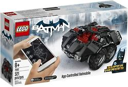 Lego Dc Super Heroes 76112 App-controlled Batmobile New Sealed