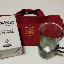 Harry Potter Ps2 Reservation Bonus Not For Sale Tumbler Glass And Tote Bag New Jp