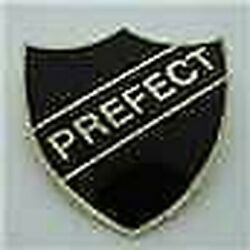 Prefect Shield Badge Available In Various Colours And Quantities