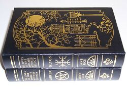 Easton Press Lives Of Mayfair Witches Trilogy Lasher And Taltos Anne Rice 2 Vols