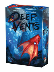 Deep Vents Board Game Sealed Unopened Free Shipping