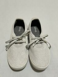 Allbirds Tree Skippers White Womens Size 9 Tennis Shoes Casual Sneakers