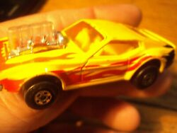 1973 White Interior Matchbox Mustang Lesney Superfast And Super Rare