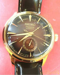 Second-hand Goods Seiko Self-winding Watch Seiko Presage Limited Model Ar57a 1