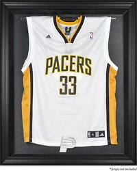 Indiana Pacers Black Framed Team Logo Jersey Display Case - Fanatics Authentic