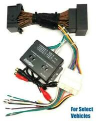 4 Ch Add An Amp Amplifier Adapter Interface For Some Gm Chevrolet Gmc- No Bose