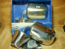1960and039s 1970and039s 1980and039s Chevy Gmc Dodge Pickup Truck Van Side View Mirrors Nors