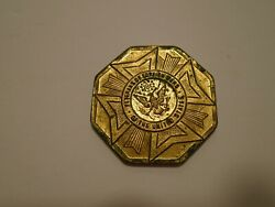 Vintage Virginia Vfw National Orphans Home Cottage Fund Coin Contributors Token