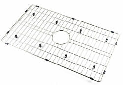 Alfi Brand Abgr30 Solid Stainless Steel Kitchen Sink Grid For Abf3018 Sink