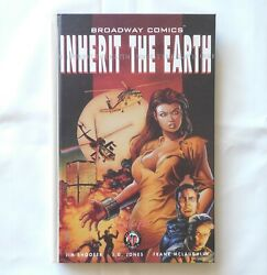 Broadway Comics Inherit The Earth Fatale Hardcover 133 Of 250 Signed 1996 Rare