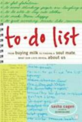 To-do List From Buying Milk To Finding A Soul Mate What Our Lists Reveal...