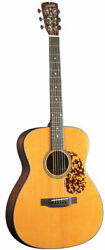 Blueridge Br-143 Historic Series Ooo Acoustic Guitar 14th Fret Neck Join