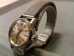 Omega Geneve Geneva Seamaster Hand-wound Stainless Steel Watches