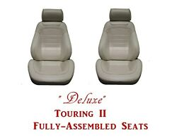 Deluxe Touring Ii Fully Assembled Seats 1968 Camaro - Your Choice Of Color