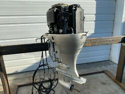 2006 Honda 90hp 90 Hp Outboard Engine - 4 Stroke -no Cowling And Low Compression