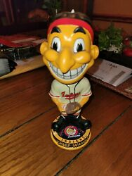 Cleveland Indians Chief Wahoo Bobblehead Bobble Knucklehead 1948 Limited Edition