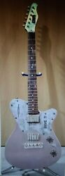Usa Custom Shop Stainless Steel Telecaster Style T1