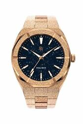 Paul Rich Watch - Frosted Star Dust Rose Gold - 45 Mm - 30 Off