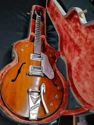 1960and039s Gretsch Chet Atkins Tennessee Rose Tennessean