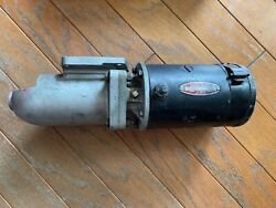Aviation Delco-remy 12 Volt 1109511 Starter Core For Lycoming