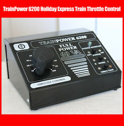 Mrc 6200 Trainpower Power Pack Transformer. Tested And Working G Scale