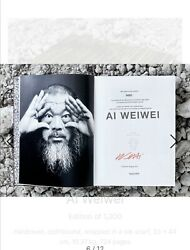 Ai Wei Wei Signed Limited Edition Unopened