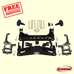 Suspension 4 Fr And 2.5 R Lift Kit For 2011 Ford F-150 Lariat Limited 4wd Rancho