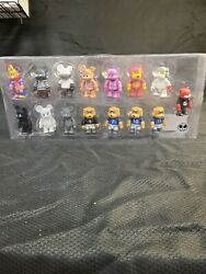 Super Rare Toy2r Qee 15 Bear Collection - 2002