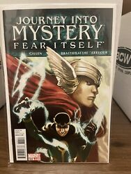 Journey Into Mystery Fear Itself 622. First Appearance Of Ikol. Disney+ Series