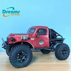 110 Rtr 4wd Electric All-terrain Climbing Car 2.4g Rc Off-road Vehicle