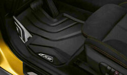 Genuine Bmw F49 X2 All Weather Rubber Floor Mats Front And Rear Set Lhd / Rhd