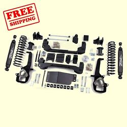 6 Front And Rear Suspension Lift Kit For Dodge Ram 1500 4wd 2009-2012 Zone