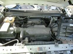 Engine 2.5l Vin A 8th Digit Opt Lcv 2wd Fits 16-18 Canyon 2652787