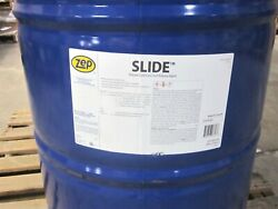 Zep Slide 86985 General Purpose Lubricant -40anddeg To 450anddegf Silicone 55 Gallon