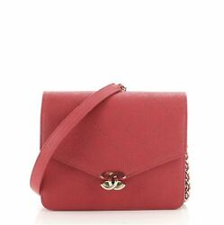 Thread Around Square Wallet On Chain Quilted Caviar