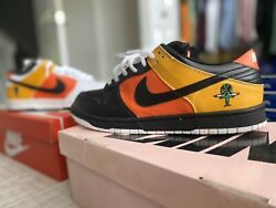 Nike Sb Raygun Og Black Sz 13 Vnds 2 Wears Previous Owner Ds By Me