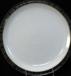 Denby Jet Stripes Dinner Plate Great Condition