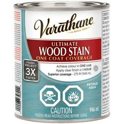 946ml Ultimate Antique Aqua Alkyd Wood Stain