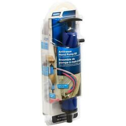 Rv Antifreeze Hand Pump Kit, With Fittings